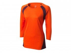 Findra Oronsay Merino 3/4 Sleeve Top