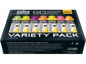 Science in Sport Go Isotonic Gel Variety Pack