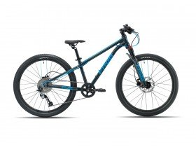 Frog 62 MTB Kids Mountain Bike in Metallic Grey