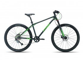 Frog MTB 72 Kids Mountain Bike in Metallic Grey