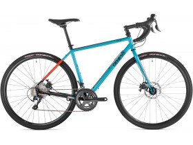 Genesis Croix De Fer 20 2018 Adventure Road Bike in Madison Genesis Team Colours