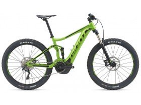 Giant Stance E+ 2 2019 Electric Bike in Green