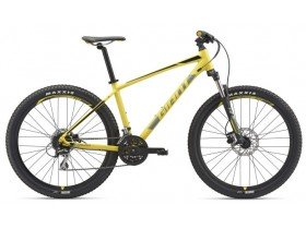 Giant Talon 3 2019 Mountain Bike in Lemon Yellow