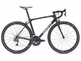 Giant TCR Advanced Pro 0 2019 Road Bike in Carbon