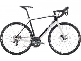 Genesis Zero Disc 1 2018 Road Bike in White and Black