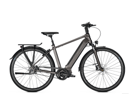 Kalkhoff Image 5.S Belt 2020 (540Wh) Electric Bike in Grey