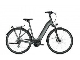 Kalkhoff Endeavour 3.B Move 2020 (500Wh) Step Through Electric Bike in Silver