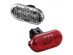 CatEye Omni 3 LED Bike Light Set