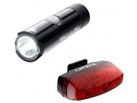 CatEye Volt 100XC/Rapid Micro USB RC Set