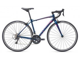 Liv Avail 1 2019 Women's Road Bike in True Blue