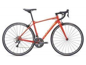 Liv Avail SL 2 2019 Women's Road Bike in Mars Red