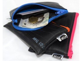 Velo Culture Penny Pincher Coin Purse
