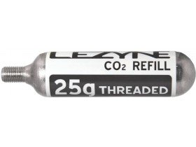 Lezyne 25g Threaded CO2 Cartridges