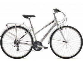 Ridgeback Speed 2018 Women's Hybrid Bike in Silver