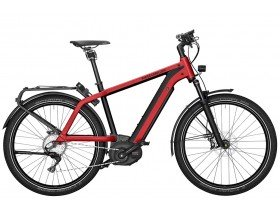 Riese & Muller Charger GT Touring 2019 Electric Bike with Bosch Kiox Display Upgrade