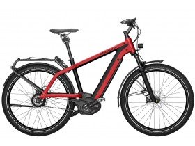 Riese & Muller Charger GH Vario 2019 Electric Bike in Red