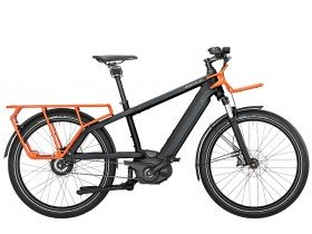 Riese & Muller Multicharger Vario 2019 Electric Bike in Black
