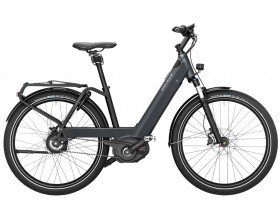 Riese & Muller Nevo GH Vario 2019 Electric Bike in Black