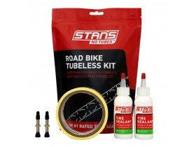 Stans No Tubes Road Tubeless Kit