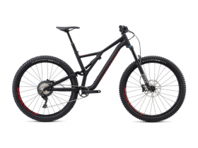 Specialized Stumpjumper Comp Alloy 29 2019 Trail Mountain Bike in Black and Red