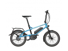 Riese & Muller Tinker Vario 2020 Compact Electric Bike in Blue