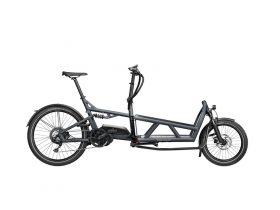 Riese & Muller Load 60 Touring 2020 Electric Carge Bike in Grey