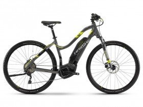 Haibike Sduro Cross 4.0 2018 Women's Hybrid Electric Bike