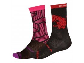 Endura Women's Graphic Socks