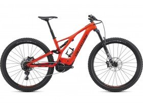 Specialized Turbo Levo FSR Comp Carbon 29 2019 Electric Bike in Red