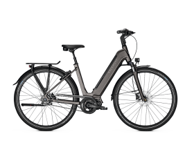 Kalkhoff Image 5.S Belt 2020 (540Wh) Step Through Electric Bike in Grey