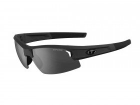 Tifosi Synapse Interchange Matte Black Frame with Smoke/AC Red/Clear Lens