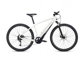Specialized Turbo Vado 2.0 2018 Electric Bike in White, Silver and Black