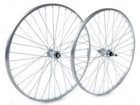 Tru-Build 26'' Solid Axle MTB Wheel Front