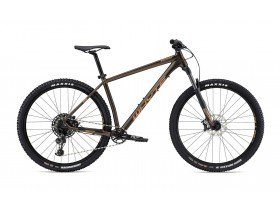 Whyte 629 2019 29er Hardtail Mountain Bike in Bronze, Copper and Orange