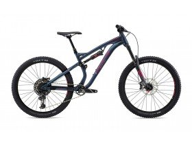 Whyte G170 S 2019 Trail Mountain Bike in Midnight Black, Dark Red and Pewter