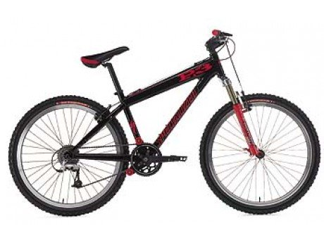 Specialized P3 \'01 Black