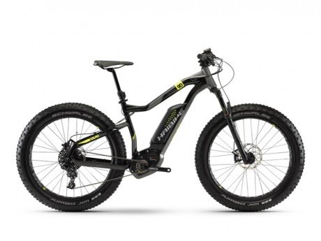 ca5d501c238091 Haibike Xduro Fatsix 9 2018 Electric Mountain Bike