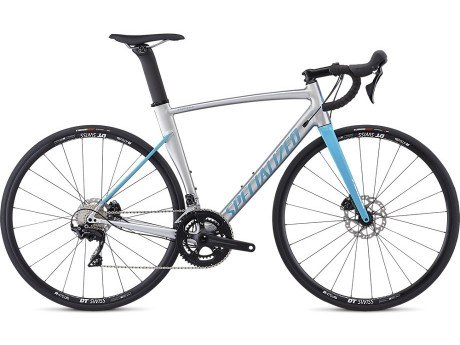 f441d9915bc Specialized Allez Sprint Comp Disc 2019 Road Bike in Brushed Gloss and Nice  Blue