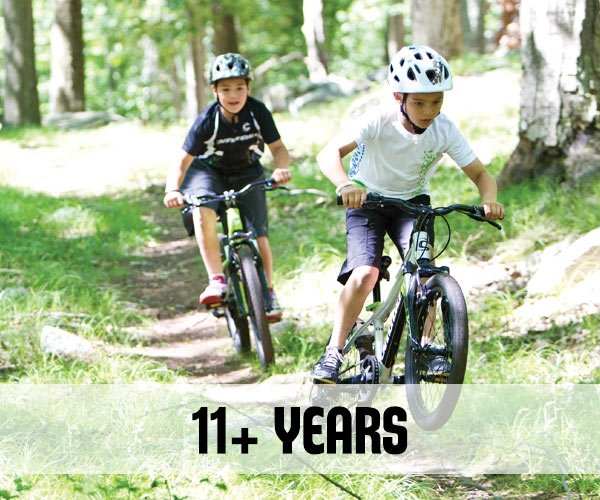 Bikes for 11+ year olds