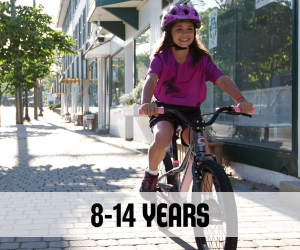 Bikes for 8-14 year olds
