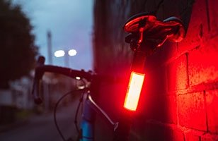 staff recommended bike lights